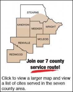 Servicing Central MN