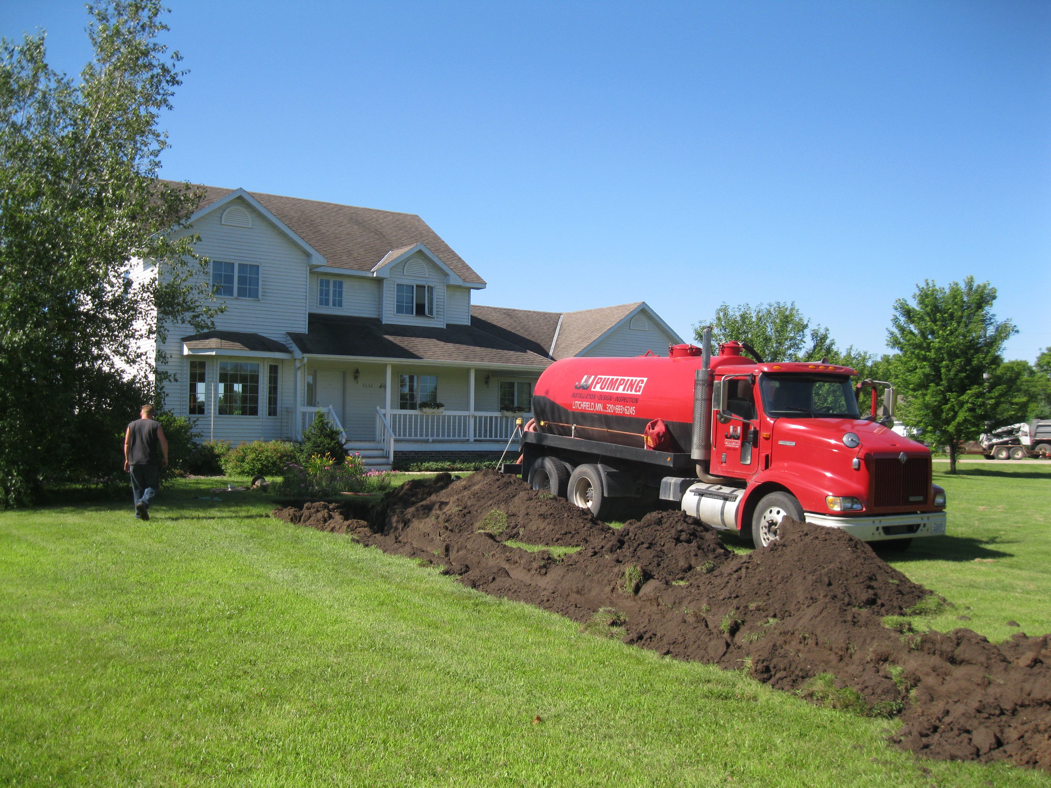 JJ Pumping | A&T Septic & Excavating | Consumer Information