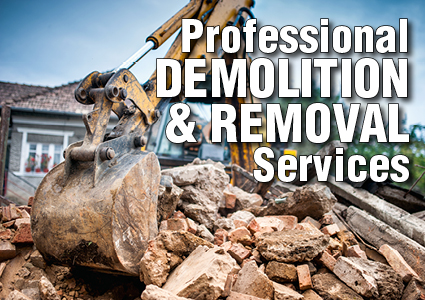 Professional Demolition and Removal Services